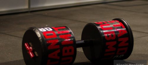 Strength Training And The Strongman Implements
